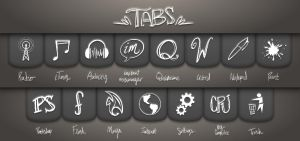 Tabs by zevahcproductions