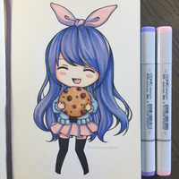 Cookie by strawberrycake