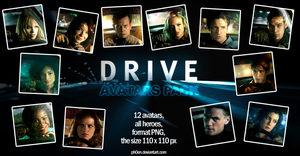Drive Avatars Pack by Ph0eN