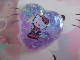 Pretty Hello Kitty by bunnycharms