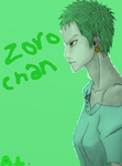 fem!Zoro by ArkanoLavi