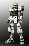 Provisional Patrol Unit 138 by GundamMeister