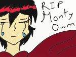 RIP Monty by ThereGoesTheNGHBHD
