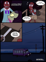 BCOT: Connie's Conundrum 2/2 by DisfiguredStick