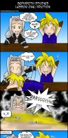 Sephiroth Studies Lesson 1 by SorceressofMalice