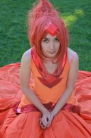 The Flame Princess by jellyfire