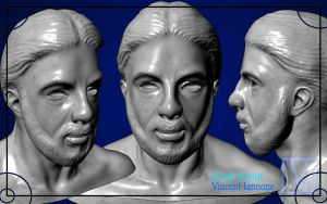 Head Sculpting by DeaconStone