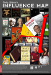 Daily Atheist Influence Map by DailyAtheist