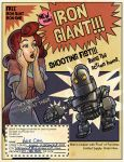 Iron Giant Project by kidchuckle