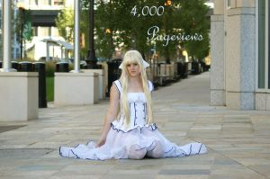 4,000 pageviews by lake-fairy