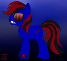 Sunglasses at Night. by Ratchet-Wrench