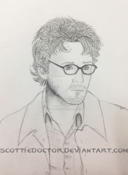 Will Graham by ScottieDoctor