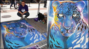 2013 Chalk Art Festival! by sugarpoultry