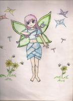 Cute little Fairy by Avereal