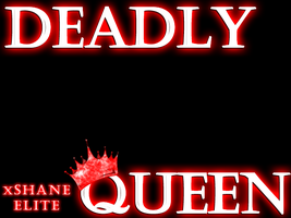Deadly Queen - My new RPG game. by ShaneRM