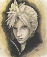 Cloud Strife 2 by finalprodigy
