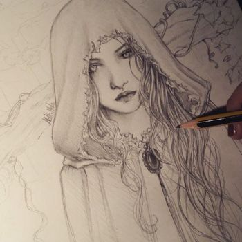 Abyss - wip by Melli-mela