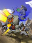 Iconic Battle by NeterG