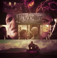 Deathly Hallows by Dinosaursattack