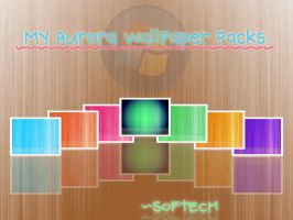 My Aurora Wallpaper Pack by sahtel08