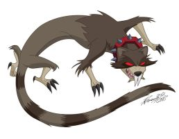 Nemetrix Alien Polecat by ROAR7