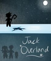 Jack Overland Fanfic Cover by blue-raindrop