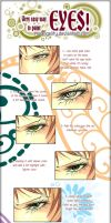Tutorial : Paint the eyes by kwangelity