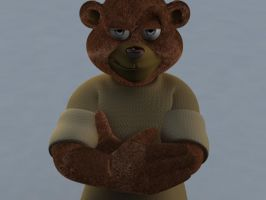 Gruffi WIP 01 by ThunderChildFTC