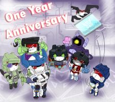 1st anniversary D-con Club by JinoSan