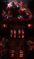 fullmetal alchemist // MAL Profile [Jan/Feb 2016] by lemayox