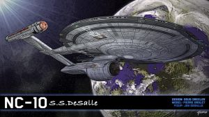 NC-10 S.S.Desalle by stourangeau