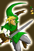 Link by oOLittleOneOo