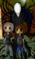Slender by DreamFireNova