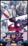 The Pirate Madeline Page74: Mana Core Breach by Randommode
