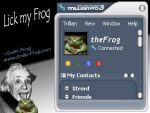 Lick my Frog by frogDeviant