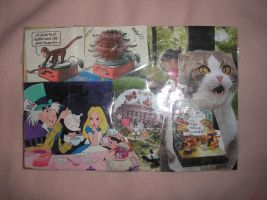 Postcard to Cecey front by Elistariel
