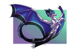 AT: Dragon Jesse by Leithster