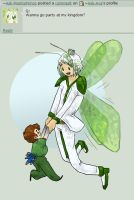 Q7: Party with the Mantis by Ask-Ava