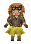 [GIFT] Chibi Andorra by melonstyle