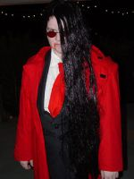 Costume: Alucard by ravenclaw42