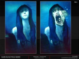 MERMAID SCREAM by CHARLESRATTERAY