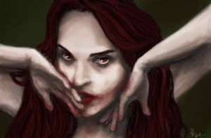 isabella cullen vampire by liana-wood
