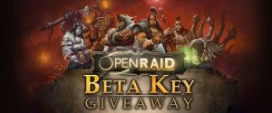 OpenRaid - Warlords of Draenor Beta Key Giveaway by PaulWhipps