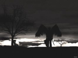 Angel of Death by trygothic