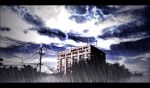clouds and thunder rain by Fuckers2277