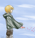 Armin DOODLE by Shinda-Yume