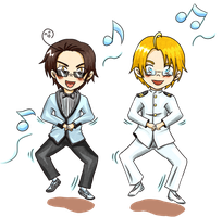 APH - Gangnam Style by hachko