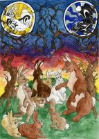 Watership Down by freaky-dragonlady