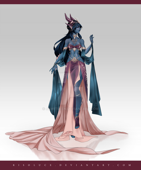(ClOSED) Adoptable Outfit Auction 235 by JawitReen