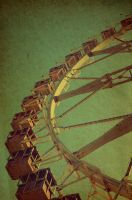 Ferris wheel by SqueezeTheUniverse